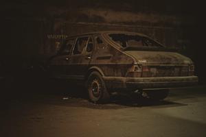 Skrot eller sælg den gamle bil