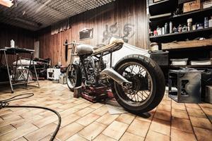 Sådan indretter du din garage