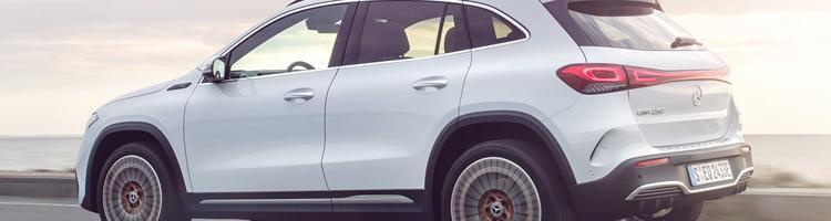 MERCEDES EQA 250 - En elektrisk Mercedes for os alle
