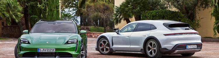 Porsche Taycan Cross Turismo - Første af sin slags