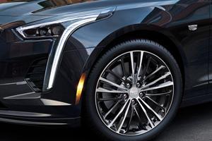 Cadillac er tilbage med en hård konkurent imod tyskern...
