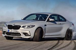 BMW M2 Competition - den ultimative M bil?