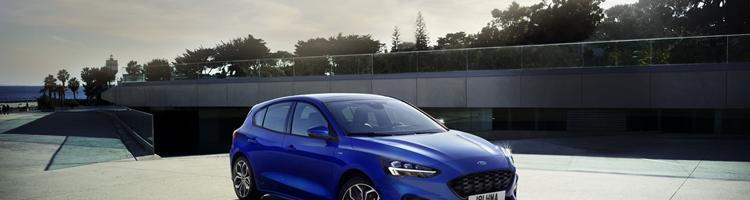 Ford Focus 2018 - kongen i klassen er tilbage?