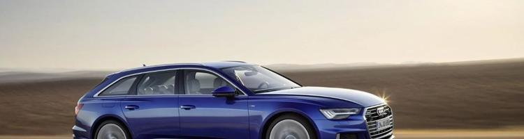 Audi A6 Avant - Den moderne Audi 100 Avant!