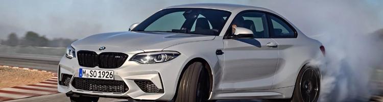 BMW M2 Competition - den ultimative M bil?