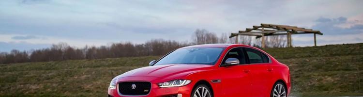 Jaguar XE 300 Sport - økonomisk sportslig sedan?