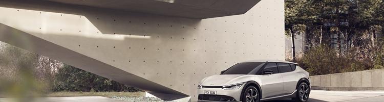Kia EV6 - Fremtiden er sat for Kia