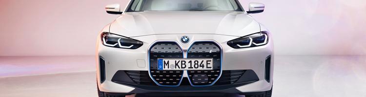 Kort om BMW i4 - Tesla Model 3 konkurrent