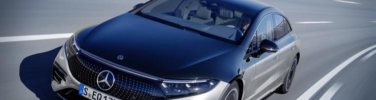 Mercedes EQS - Den Ultimative elbil?
