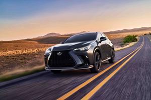 Lexus NX - Et Comeback hos de Kompakte Crossovers