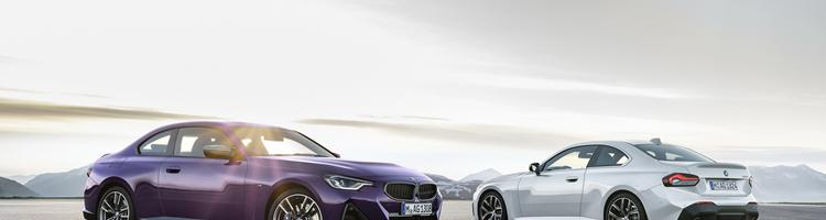 BMW 2-Serie Coupé - op til 374 hk