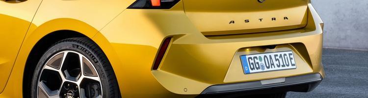 Opel Astra - Den tyske Peugeot 308