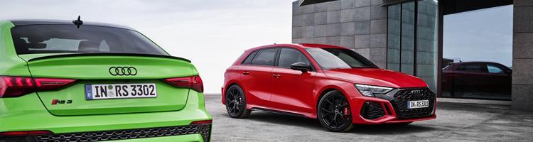 Audi RS3 - 5-Cylinder længe leve