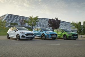 Ford Fiesta - Den populærer minibil i nye klæder