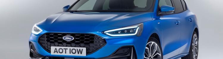 Ford Focus - Et nyt ansigt løft til årets bil