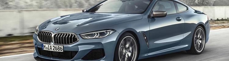 BMW 8-Serie er tilbage!