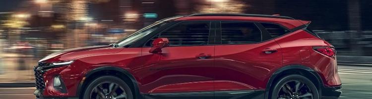 Chevrolet Blazer - En Camaro på stylter?