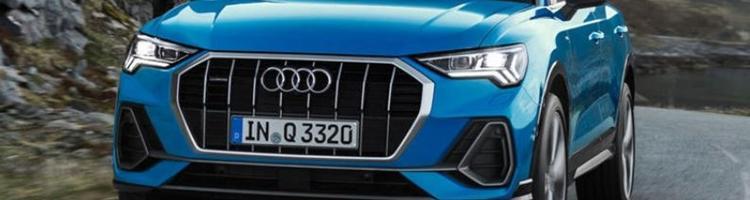 Audi Q3 2019 - større og mere udstyr end før