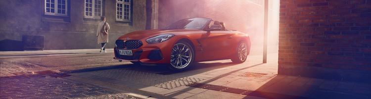 BMW Z4 er tilbage og Hyundai Elantra