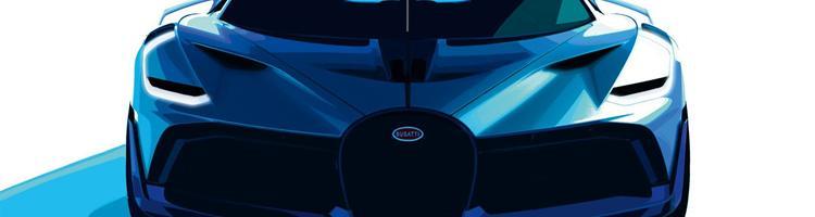 Bugatti DIVO - 1500 hk Trackday racer