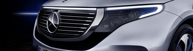 Mercedes EQC - Mercedes svar til Tesla og Jaguar!