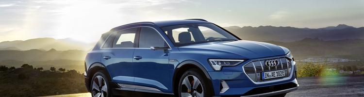 Audi E-Tron - 400 Hk og 400 km!