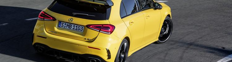 Mercedes nye baby AMG'er og Z4