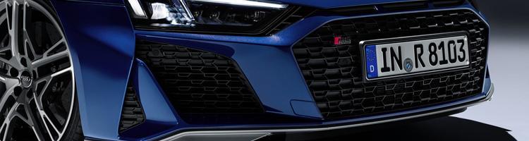 Audi R8 2019 - sigter direkte efter Mclaren 570S