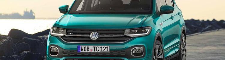 VW T-Cross - SUV til under 200.000 kr!