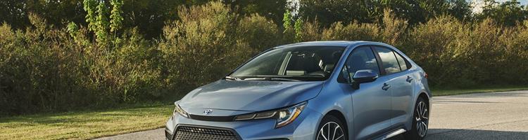 Toyota Corolla Sedan - Et alternativ for en Avenssis