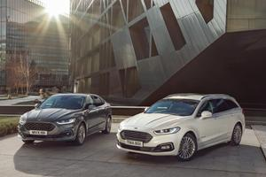 Ford opdater Mondeo'en for 2019