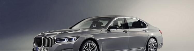 BMW 7-Serie 2019