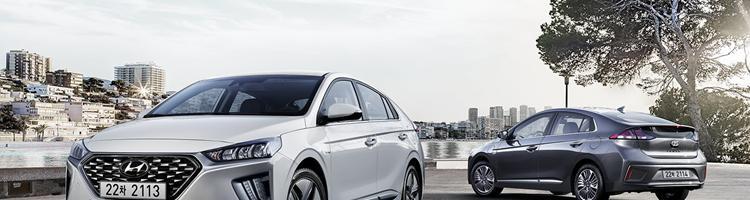 HYUNDAI Ioniq og Tracker fra GM - Næste Opel Mokka?