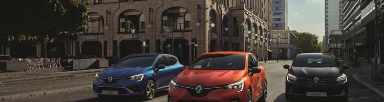 Renault Clio - i hælene på Polo'en!