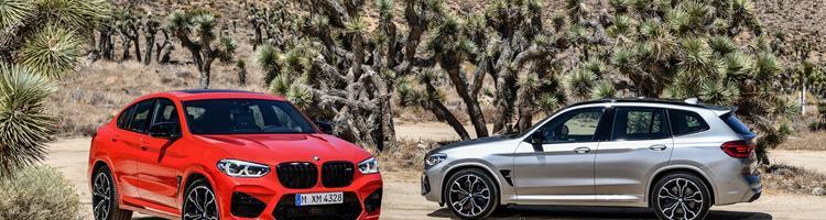 BMW X3M - En ægte M'er som SUV?