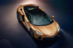 Mclaren GT - Mclaren's bud for en Bentley?