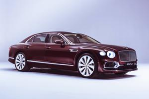 Bentley Flying Spur - den ultimative rejsevogn?