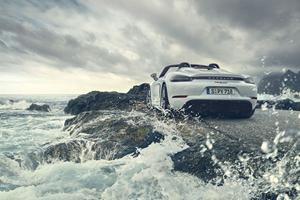 Porsche 718 Cayman GT4 og Spyder-