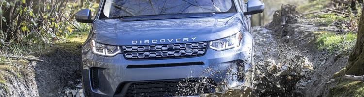 Land Rover Discovery Sport 2019 - Den engelske Audi Q5...