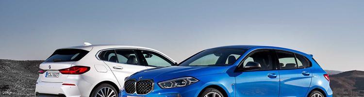BMW 1-Serie - nyt layout, samme X-faktor!