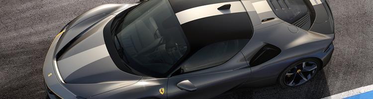 Ferrari SF90 - Næste kapitel hos Ferrari