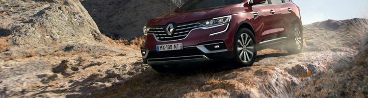 Renault Koleos - Den forbudte SUV fra Renault.