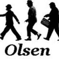 > Olsen <