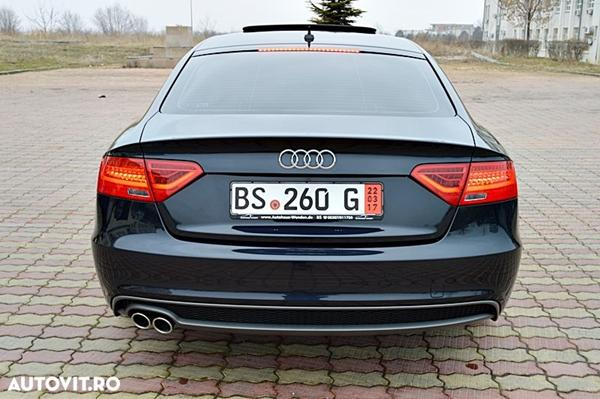 Audi A5 bagkofanger/underlæbe RS5