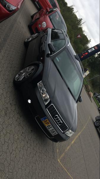 Audi A4 B6 2din hvilke kabler