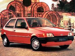 Ford Fiesta mk3 passagerairbag