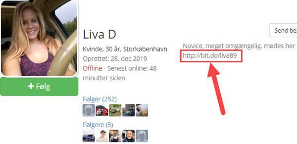 """Liva D"" brugeren"