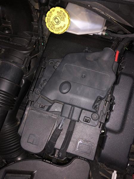 bilbatteri peugeot 406