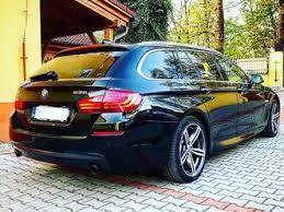 Fælg og dækstørrelse BMW F11 535d XDrive
