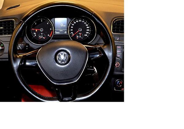 Visning af lølevandstemperatur på VW Polo 6R ?